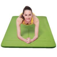 物有物语 瑜伽垫 初学者加宽加厚体位线防滑垫男女仰卧起坐运动健身垫子