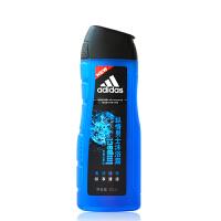 阿迪达斯(adidas)男士运动沐浴露系列纵情激情征服冰点荣耀天赋能量250/400ml11款任选
