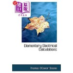 【中商海外直订】Elementary Electrical Calculations