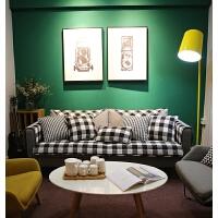 沙发垫高档百搭全棉四季通用沙发坐垫布艺沙发巾