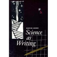 【预订】Science as Writing