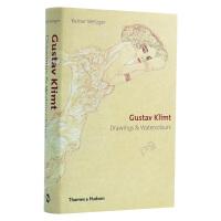 Gustav Klimt: Drawings & Watercolours古斯塔夫 克里姆特:绘画与水彩画 艺术画册 英文原版书籍
