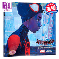 【中商原版】蜘蛛侠:平行宇宙新纪元电影画册设定集 英文原版Spider-Man Into Spider-Verse 精