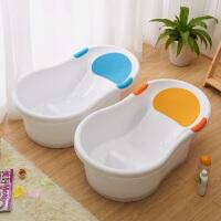 婴儿洗澡盆新生儿浴盆可坐躺儿童用品小孩澡盆宝宝沐浴桶