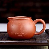 紫砂公道杯 手工茶海 功道杯 公杯分茶器 功夫茶具