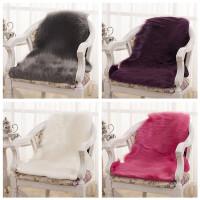 坐垫椅垫靠垫一体欧式沙发垫电脑椅坐垫藤椅垫吊篮垫