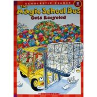 英文原版Magic School Bus Science Reader: Gets Recycled (Level 2)