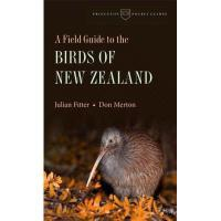 【预订】A Field Guide to the Birds of New Zealand