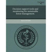 【预订】Decision Support Tools and Monitoring for