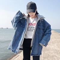 乌77女中长款百搭韩版可爱网红店铺张予曦小伊伊同款外套