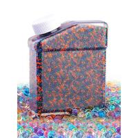 吸水弹7一8mm水弹水晶弹儿童玩具加硬泡水珠弹干水蛋珠枪吸水子弹