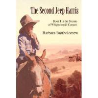 【预订】The Second Jeep Harris: Book I in the Secrets of