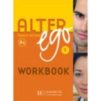 【预订】Alter Ego Level 1 Workbook. English Version