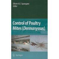 【预订】Control of Poultry Mites (Dermanyssus)