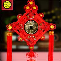 玄关家居装饰福字平安结中国结挂件客厅壁挂