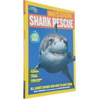 美国国家地理 National Geographic Kids Mission Shark Rescue 儿童科普少儿