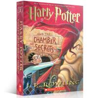 英文原版小说 Harry Potter and The Chamber of Secrets 哈利波特与密室 J.K.