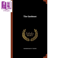 【中商原版】泰戈尔:园丁集 豆瓣推荐 英文原版 The Gardener Rabindranath Tagore