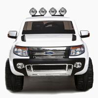 大型遥控车可坐人福特皮卡大型儿童电动车四轮可坐人玩具车带遥控宝宝汽车婴儿童车