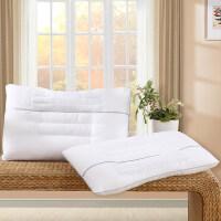 【双12年终狂欢 1件3折】水星家纺 清馨荞麦健眠对枕 秋冬舒适枕芯荞麦皮成人床上用品