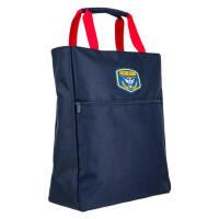 得力文具72488学生手提补习袋文件袋公文袋便携式公文包大容量试卷资料收纳袋收纳包文件包