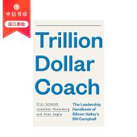 【英文原版】万亿美元教练 Trillion Dollar Coach 比尔・坎贝尔 Bill Campbell 硅谷 G