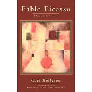 【预订】Pablo Picasso: A Biography for Beginners 美国库房发货,通常付款后3-5周到货!