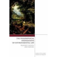 【预订】The Philosophical Foundations of Environmental Law: