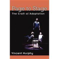 【预订】Page to Stage: The Craft of Adaptation