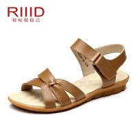 RIIID女鞋夏季凉鞋舒适妈妈鞋