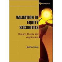 【预订】Valuation of Equity Securities: History, Theory and