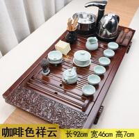 20180927162334203功夫茶具套装整套陶瓷家用简约现代实木茶盘茶海办公室泡茶全自动