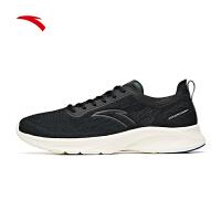 【满99-20】安踏跑步鞋男2021夏季新款网面透气男鞋氢科技3.0运动鞋112125540