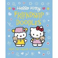 【预订】Hello Kitty Friendship Doodles: Create and Complete