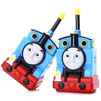 益米 托马斯小火车 儿童音乐麦克风卡拉OK宝宝婴幼儿话筒男女孩唱歌玩具 托马斯对讲机