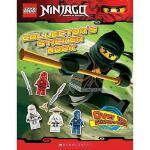 【预订】Lego Ninjago: Collector's Sticker Book