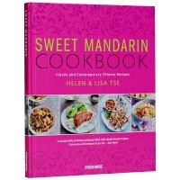 SWEET MANDERIN COOKBOOK 烹饪菜谱 中式料理美食 食物制作书籍