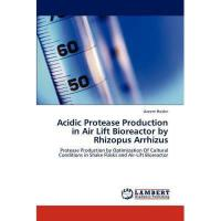 【预订】Acidic Protease Production in Air Lift Bioreactor by