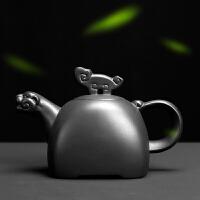 家用茶壶西施壶侧把壶仿古壶三才盖碗茶具零配