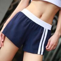 运动短裤女夏季防走光速干显瘦瑜伽裤健身跑步运动休闲短裤