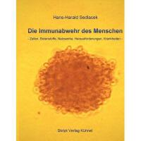 【预订】Die Immunabwehr Des Menschen