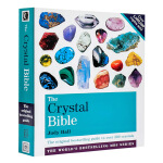 【中商原版】水晶品鉴1 英文原版 The Crystal Bible Volume 1: The definitive