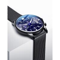 手表男机械多功能防水学生男士手表
