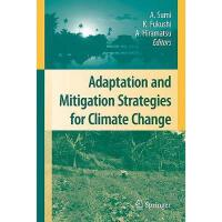 【预订】Adaptation and Mitigation Strategies for Climate