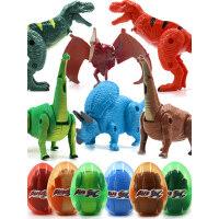 恐龙变形玩具金刚变形蛋儿童霸王龙蛋奥特蛋套装全套机器人男孩