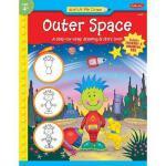 【预订】Outer Space [With StickersWith Drawing Pad]