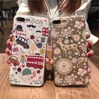 苹果6手机壳iphone7/8plus透明硅胶六6s保护套全包防摔ix女款软胶