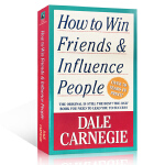 How to Win Friends & Influence People 人性的弱点 戴尔 卡耐基Dale Carn