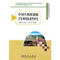 中国生物质能源开发利用探索性研究