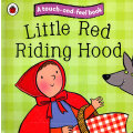 Touch and Feel Fairy Tales: Little Red Riding Hood 触摸故事书:小红帽 ISBN 9781409304494